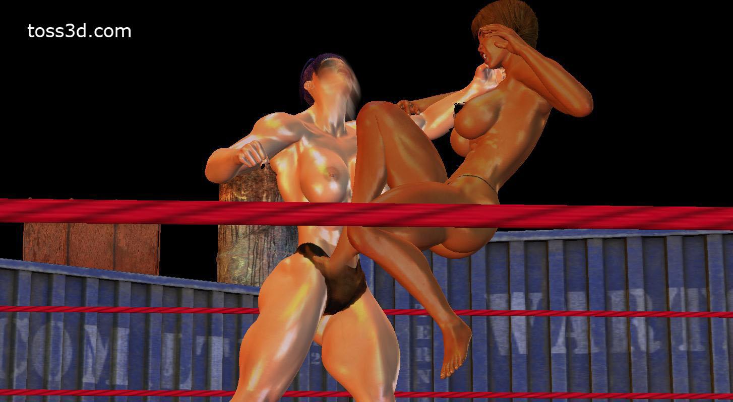 Sexfight Hentai