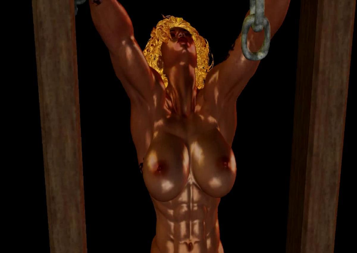 Naked Catfight Clips 57